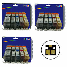 Choose Any 15 Compatible Printer Ink Cartridges for Canon Pixma MG5350 [525/526]