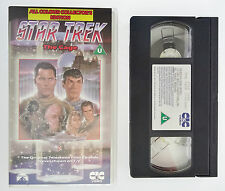 Star Trek The cage All colour collector's edition UK release VHS PAL Video Tape