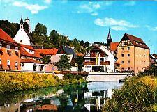 Waischenfeld / Fränk. Schweiz ,Ansichtskarte, 1989 gelaufen