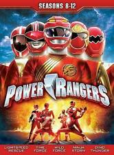 Power Rangers: Seasons 8-12 (DVD, 2013, 26-Disc Set)