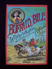 Buffalo Bill's Wilder Westen - Stehauf - Bilderbuch 1989