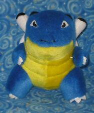 "Pokemon Mirage Blastoise Plush Doll 7.5 "" Next Day USA Shipping"