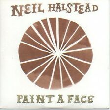 (969C) Neil Halstead, Paint A Face - DJ CD