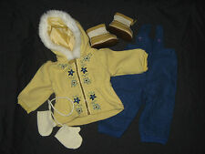 Genuine American Girl Doll Clothes - Emily's Snowsuit