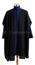 Harry Potter Deathly Hallows Severus Snape Coat Costume  Custom Made