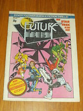 FUTURE TENSE #9 MARVEL BRITISH WEEKLY 31 DECEMBER 1980 STAR TREK MICRONAUTS