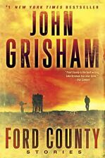 Ford County by John Grisham (2010, Paperback) SHORT STORY COLLECTION
