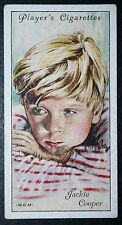 Hollywood  Child Film Star  Jackie Cooper   Vintage Portrait Card