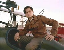 LEONARDO DiCAPRIO Signed 8 x 10 Color Photo AUTOGRAPH w/ COA AUTO on Young Pic !