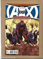 AVX CONSEQUENCES #4 AVENGERS VS  X-MEN  BROOKS VARIANT COVER MARVEL COMICS