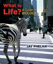 What Is Life? A Guide to Biology w/Prep-U Phelan, Jay Paperback