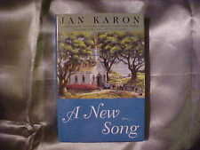A New Song Bk. 5 by Jan Karon (1999, Hardcover) Book Novel Fiction Literature