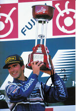 Damon Hill Hand Signed Williams 12x8 Photo 3.