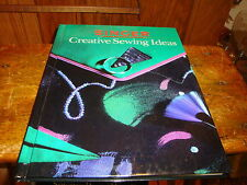 Creative Sewing Ideas Singer Sewing Reference Library 1990 Excellent