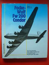 """FOCKE-WULF FW 200 CONDOR""-HEINZ J. NOWARRA-1988-LUFTWAFFE-LUFTHANSA"