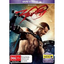 300:RISE OF AN EMPIRE-Sullivan Stapleton-Region 4-New AND Sealed