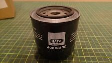 HATZ DIESEL ENGINE OIL FILTER 400 38100, 40038100, 202041, SP202041, 400381400