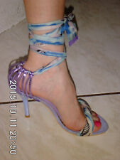 Jumex High Heels Sandaletten Gr. 36 Neu super sexy top