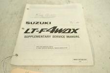 1991 Suzuki King Quad LT-F4WD 99501-42150-01E MAN-497