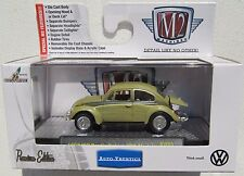 M2 MACHINES AUTO-THENTICS 1967 VW BEETLE DELUXE USA MODEL 15-52 PREMIUM EDITION