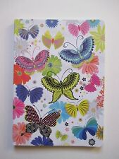 f Butterfly Sky colorful NOTEBOOK journal Blank book travel diary Roger la Borde