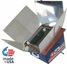 New All American SUN OVEN - Solar Cooker - Preparedness - Built In Thermometer