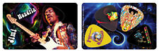 Jimi Hendrix Album Covers PikCard Collectible Guitar Picks (4 picks per card)