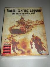 The Blitzkrieg Legend: The Battle for France, 1940 (New)