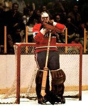 Ken Dryden Montreal Canadiens Unsigned 8x10 Photo