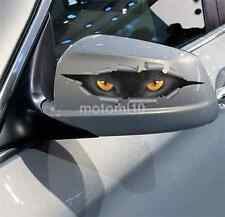 Funny Peeking Monster Scary Eyes For Car/Bumper/Window Vinyl Decal Sticker UK
