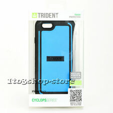 Trident Cyclops Rugged Hard Shell Snap Case Cover for iPhone 6 iPhone 6s (Blue)