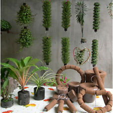25 x Magic Block Vertical Hanging Planter Wall Garden media fertilizer net pot