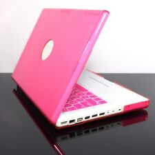 PINK Crystal Hard Case Cover for OLD Macbook White 13""