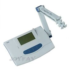 New Digital LCD pH/mV/Temperature Meter & Electrodes PH Tester PHS-2F