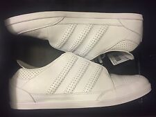 NEW ADIDAS Y-3 YOHJI YAMAMOTO HONJA CLASSIC WHITE LEATHER G05143 MEN SIZE 12