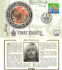 6 JULY 1999 CITIZENS TALE BENHAM BS 28 FDC SIGNED BY MP ANN CLWYD