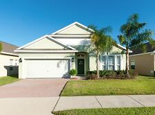 218 Orlando vacation rentals 4 bed villa with pool and spa Davenport 10 Nights