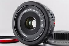 ** EXCELLENT ++++!! ** Canon EF40mm F2.8 STM Pancake Lens from JAPAN