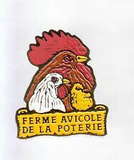RARE PINS PIN'S .. ANIMAL COQ ROOSTER POULE POUSSIN 35  ~5B