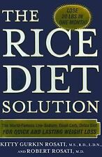 The Rice Diet Solution: The World-Famous Low-Sodium, Good-Carb, Detox Diet for Q