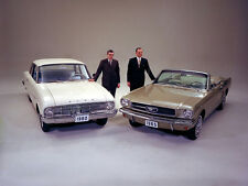 Ford Mustang convertible 1965 & Ford Falcon 1960 – Iacocca & Frey 1965 - photo