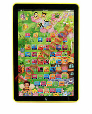 Kids Learning English Computer Tablet Child Educational Toys