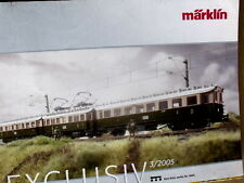 Depliant MARKLIN Exclusive 3/2005 - ENG -  [TR.27]