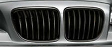 BMW Brand E84 X1 OEM Genuine M Performance Gloss Black Front Grille Pair NEW