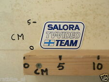 STICKER,DECAL SALORA TV VIDEO TEAM B