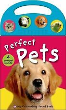 My Carry-Along Sound Bks.: My Carry-Along Sound Book: Perfect Pets by Roger...