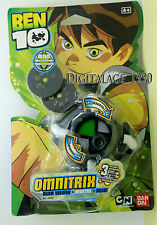 BanDai Ben 10 Alien Viewer Omnitrix Cartoon Watch Includes 3 Animation Disks