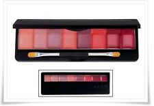 Avon eight in one lip color palette. Pink Ribbons. Mirror and lip brush. New