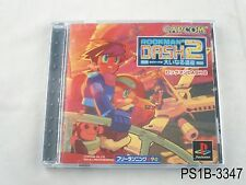 Rockman Dash 2 Playstation 1 Japanese Import Mega Man Legends PS PS1 US Seller B