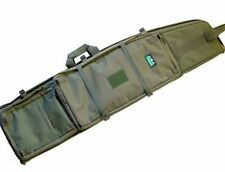 Ridgeline Green Tactical Sniper Gun Drag Bag 54 Inch Rifle bag